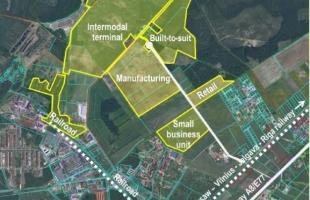 Olaine Industrial Development - Attēls 1