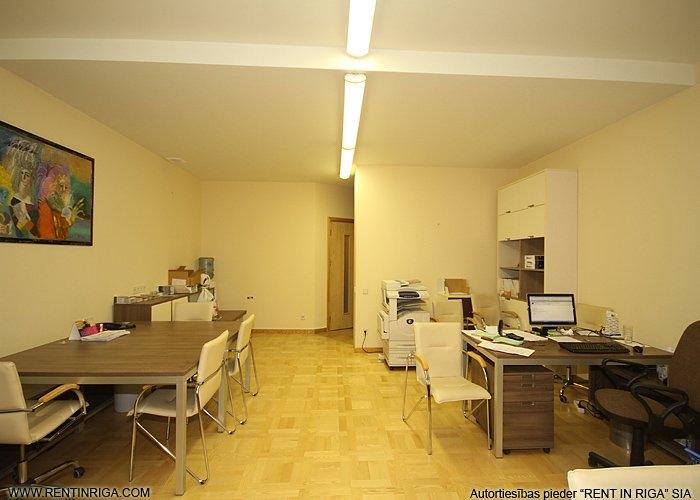 Объявление. Nomai tiek piedāvāts pilnībā aprīkots birojs \' Tomsona terasēs\' ar kopīgo platību 54.7 Цена: 450 EUR/мес. Foto #2