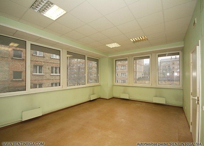 Объявление. Tiek iznomātas biroja telpas pašā Jelgavas centrā.   Katrā stāvā ir savas tualetes atsevišķi gan Цена: 203 EUR/мес. Foto #2