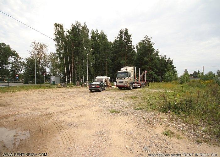 Sludinājumi. Iznomā zemes gabalu blakus degvielas uzpildes stacijai Neste.   Iespēja nomāt no 1000 kvm līdz 6000 Cena: 1800 EUR/mēn Foto #3