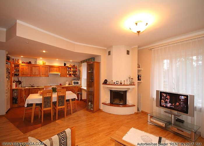 Объявление. Pārdod trīslīmeņu dzīvokli specprojekta mājā Jūrmalā Brīvības prospektā.  Plānojums: Pirmajā līmenī Цена: 145000 EUR Foto #1