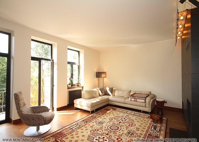 Объявление. Dzīvoklis Āgenskalnā, tieši blakus kalnciema kvartālam. Īpašums sastāv no diviem dzīvokļiem, kurus Цена: 250000 EUR Foto #1