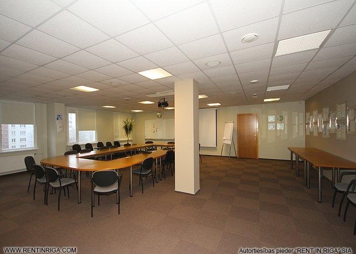 Sludinājumi. Iznomā biroja telpas Mežciemā.  Telpas atbrīvosies 2020. gada nogalē!  Tiek iznomāts ēkas 4. stāvs Cena: 2800 EUR/mēn Foto #5