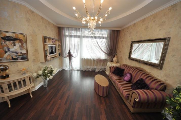 Sludinājumi. Piedāvājumā ļoti kvalitatīvs krāšņs divistabu dzīvoklis jaunajā projektā Mellužos, 200m no Rīgas Cena: 230000 EUR Foto #3