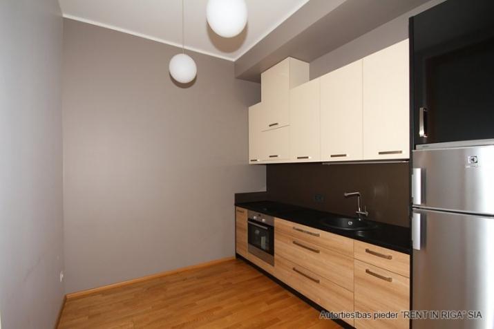 Sludinājumi. Pārdošanā gaišs un plašs dzīvoklis jaunā projekta mājā Rīgas centrā ar kopējo platību 66m2.  Cena: 133000 EUR Foto #5