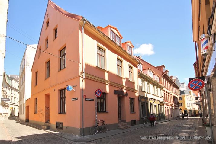 Sludinājumi. R.Vāgnera un Mucenieku ielu krustojums.  Telpas restorānam, kafejnīcai, bāram vai veikalam.  Cena: 3000 EUR/mēn Foto #1