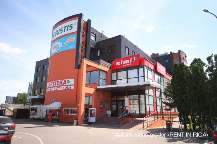 Sludinājumi. Birojs netālu no Biķernieku sporta trases, tieši pretī \'Motormuzejam\'  S.Eizenšteina un Gaiļezera Cena: 1280 EUR/mēn Foto #2
