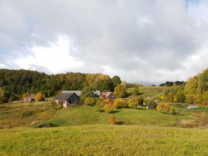 Sludinājumi. Unikāla iespēja iegādāties ainavisku un plašu īpašumu paradīzes nostūrī! Kalni, mežs un ūdens, Cena: 1.05e+06 EUR Foto #3