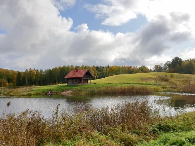Sludinājumi. Unikāla iespēja iegādāties ainavisku un plašu īpašumu paradīzes nostūrī! Kalni, mežs un ūdens, Cena: 1.05e+06 EUR Foto #4