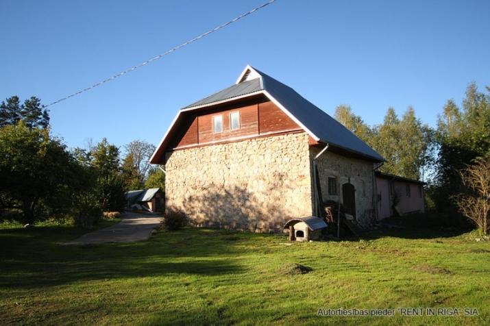 Объявление. Имение площадью 4 га, всего на расстоянии 4 км от г. Икшкиле. Вся территория огорожена забором. На Цена: 229000 EUR Foto #5