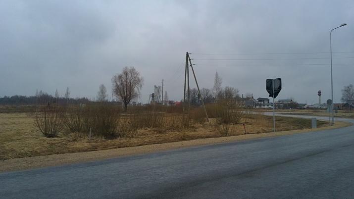 Sludinājumi. Pārdod 6.4 ha lielu zemes īpašumu Valmierā Matīšu šosejā pie A3 šosejas. Īpašums atrodas jauktas Cena: 430000 EUR Foto #3