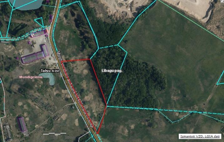 Sludinājumi. Pārdod 3.05 ha lauksaimniecības zemi, no kuras z/s izmantojamā zeme ir  2.93 ha. Īpašums atrodas Cena: 10500 EUR Foto #1