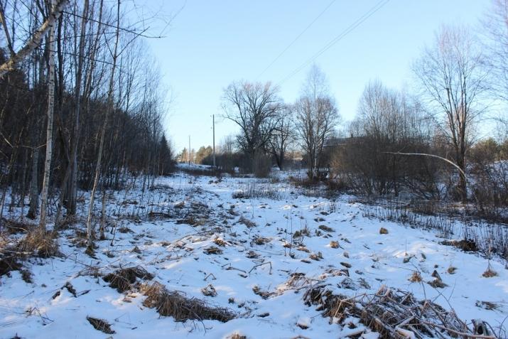 Sludinājumi. Pārdod apbūves zemi Pļaviņu pilsētas malā (oficiāli Klintaines pagasts). Zemes gabala pielietojums Cena: 5000 EUR Foto #2