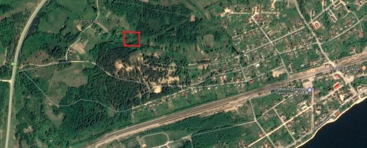 Sludinājumi. Pārdod apbūves zemi Pļaviņu pilsētas malā (oficiāli Klintaines pagasts). Zemes gabala pielietojums Cena: 5000 EUR Foto #1