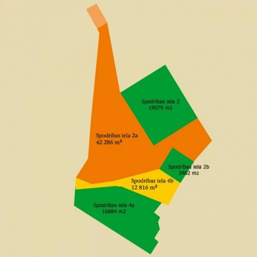 Sludinājumi. Pārdod zemes gabalu 1.91 ha platībā Dobeles pilsētā, uzņēmuma Tenax un Dobeles dzirnavnieks tuvumā. Cena: 60000 EUR Foto #3