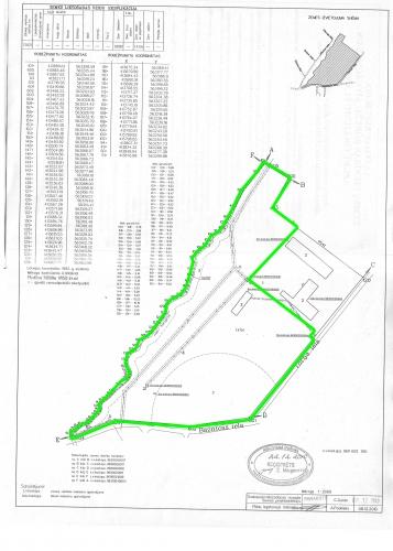 Sludinājumi. Pārdod zemes gabalu 5.21 ha platībā Mazsalacā blakus Baznīcas un Torņu ielai, ērta piebraukšana. Uz Cena: 45000 EUR Foto #5