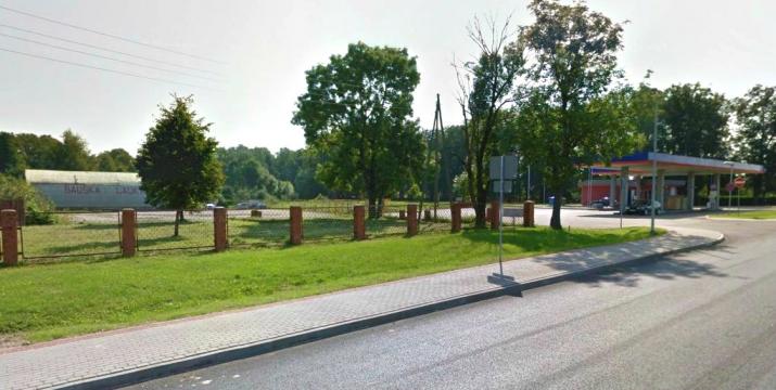 Объявление. Pārdod darījumu un sabiedrisko objektu apbūves zemi blakus A7 autoceļam. Tiek pārdota daļa no zemes Цена: 34200 EUR Foto #3