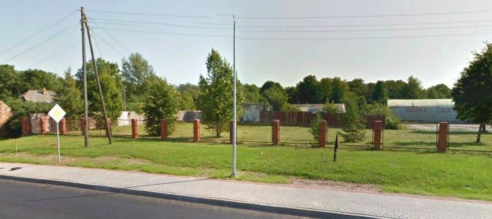 Объявление. Pārdod darījumu un sabiedrisko objektu apbūves zemi blakus A7 autoceļam. Tiek pārdota daļa no zemes Цена: 34200 EUR Foto #4