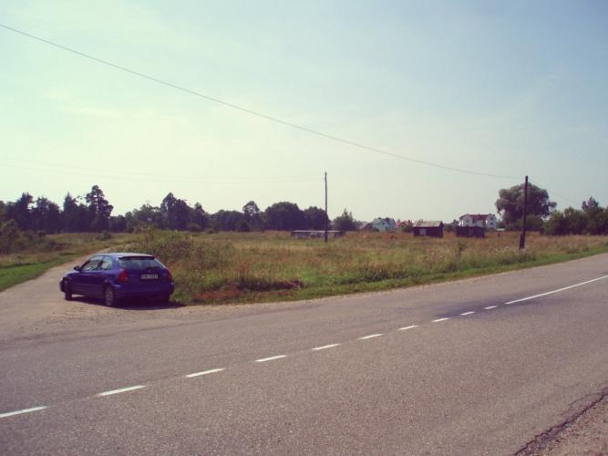 Sludinājumi. Pārdod zemes gabalu 1670 m2 platībā Grobiņas pilsētā, Iļģu ielā 6. Zemes gabals atrodas savrupmāju Cena: 11000 EUR Foto #4