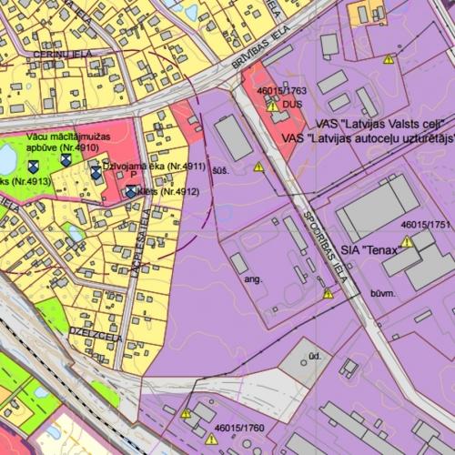 Sludinājumi. Pārdod zames gabalu 4,23ha platībā Dobles pilsētā, uzņēmuma Tenax un Dobeles dzirnavnieks tuvumā. Cena: 211000 EUR Foto #3