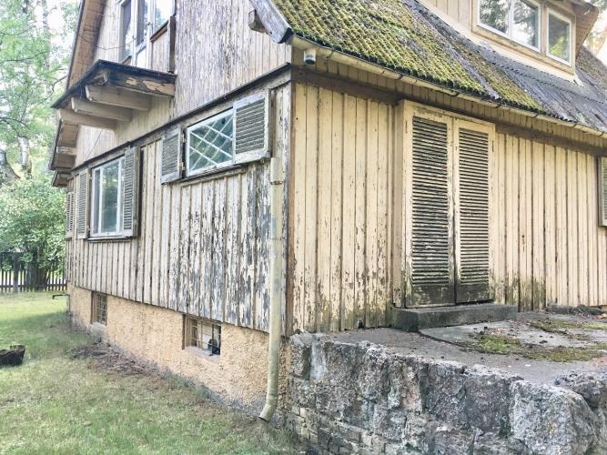 Sludinājumi. Māja 20. gs. sākumā celta kā turīgu rīdzinieku vasarnīca, arī mūsdienās gandrīz katrs sapņo par Cena: 250000 EUR Foto #5