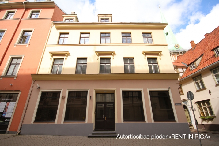 Объявление. Office building in Old town between Saeima of Republic of Latvia and Doma square.  The building is Цена: 4086 EUR/мес. Foto #5