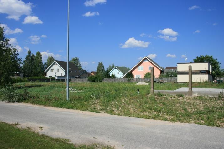 Sludinājumi. Zemes gabals prestižā un drošā privātmāju rajonā - \'Druviņas\'.  + Visas komunikācijas pievilktas Cena: 50000 EUR Foto #5
