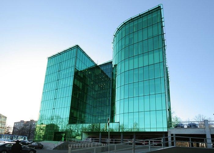 Объявление. Iznomā biroja telpas jaunā biroju ēkā Pārdaugavā. Platība izvietota ēkas 5. stāvā. Telpas aprīkotas Цена: 860 EUR/мес. Foto #1