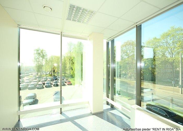 Объявление. Iznomā biroja telpas jaunā biroju ēkā Pārdaugavā. Platība izvietota ēkas 5. stāvā. Telpas aprīkotas Цена: 860 EUR/мес. Foto #5