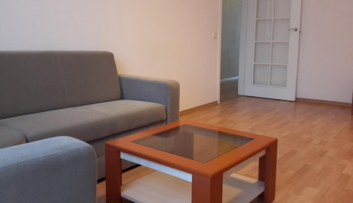 The Apartment Is Equipped With All Necessary Furniture And Household  Appliances. Well Maintained Closed Territory With Greenery, Walking Paths,  ...