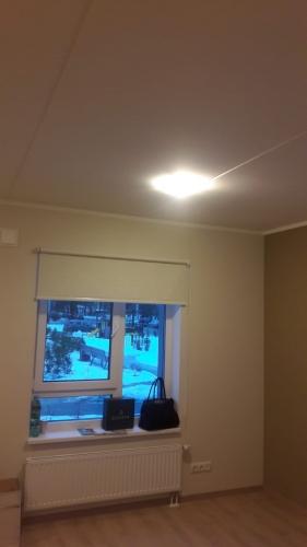 Sludinājumi. Pārdod vienistabas dzīvoklīti Jaunajā projektā.   Dzīvoklis atrodas nama pirmajā stāvā, ar logiem Cena: 55000 EUR Foto #2