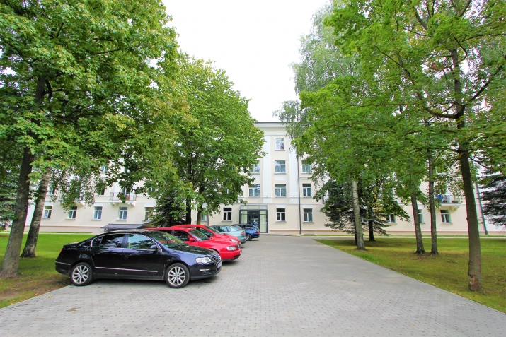 Sludinājumi. Pārdod remontētu dzīvokli pilnībā renovētā ēkā.  + Dzīvoklis tiek pārdots ar visām mēbelēm; + Cena: 39260 EUR Foto #1