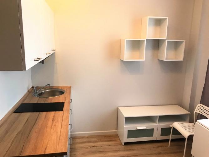 Sludinājumi. Pārdod tikko remontētu dzīvokli pilnībā renovētā ēkā.  + Dzīvoklis tiek pārdots ar visām mēbelēm; + Cena: 34970 EUR Foto #1