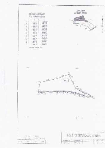 Объявление. Autonoms īpašums rūpnieciskajā zonā.  Laba lokācija, Katlakalna un Lubānas ielu krustojuma rajons. Цена: 950000 EUR Foto #3