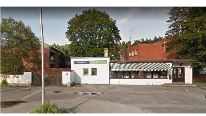 Sludinājumi. Atsevišķi stāvošā ēka Dubultos  + Ēka pielāgojama: 1)Kafejnīcai; 2)Veikalam; 3)Aptiekai/medpunktam; Cena: 90000 EUR Foto #1