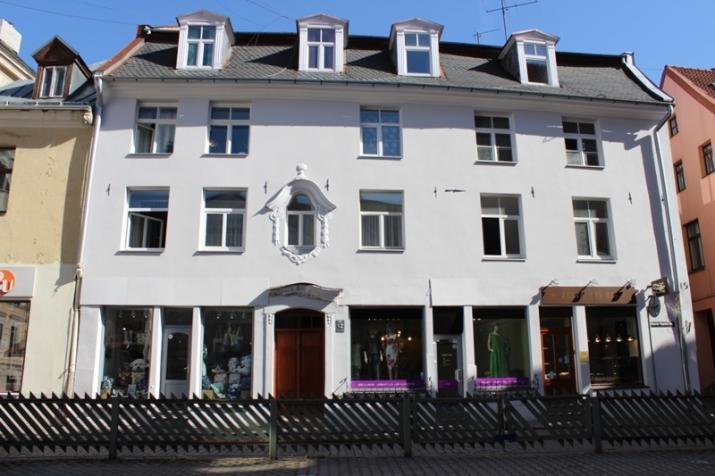 Sludinājumi. Pārdod biroja telpas pašā Vecrīgas sirdī  Vāgnera ielā ar atsevišķu ieeju.  Var izmantot kā biroju, Cena: 129000 EUR Foto #1