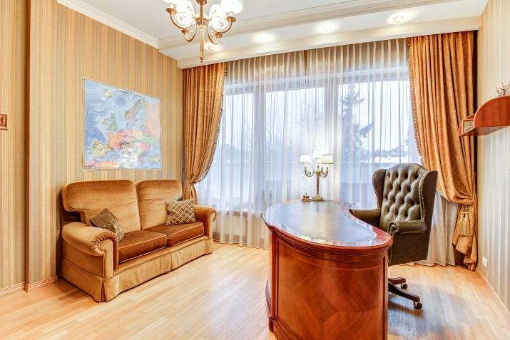 Объявление. Уютная и просторная квартира у моря. Предлагаем квартиру в центре Юрмалы, Булдури в новом проекте. Цена: 1800 EUR/мес. Foto #4