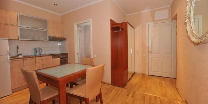 Sludinājumi. Izīrē - fasādes māja, restaurēta māja, logi vērsti mājas abās pusēs, istabas izolētas 2 gab. , Cena: 600 EUR/mēn Foto #4