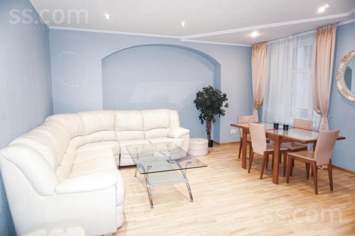 Sludinājumi. Izīrē - fasādes māja, restaurēta māja, logi vērsti mājas abās pusēs, istabas izolētas 2 gab. , Cena: 600 EUR/mēn Foto #2