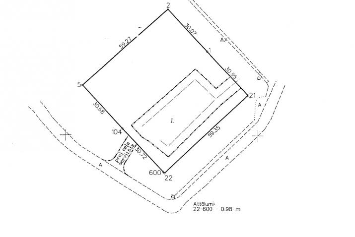Sludinājumi. Apbūves gabals Vecmīlgrāvī ar būvniecības atļauju un saskaņotu projektu daudzdzīvokļu mājas Cena: 80000 EUR Foto #1