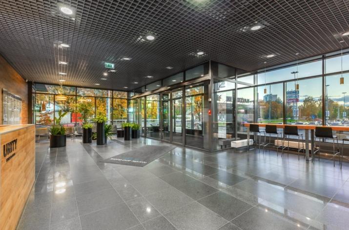 Объявление. Birojs Ziepniekkalnā.  + 2. stāvs. + Platība sastāv no vienas telpas. + Wc koplietošanas koridorī. Цена: 336 EUR/мес. Foto #5