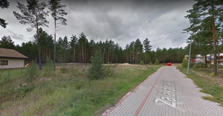 Объявление. Zemes gabals ar skaistu reljefu privātajai apbūvei ciematā Cits Mežaparks;  + Zeme paredzēta Цена: 99990 EUR Foto #4
