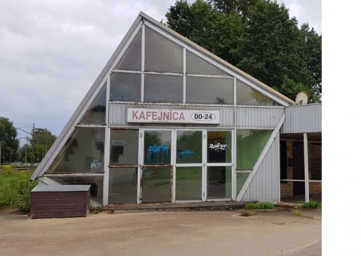 Sludinājumi. Tirdzniecības telpas blakus Zolitūdes stacijai (tuvākajā laikā saistībā ar Rail Baltica dzelzceļa Cena: 110000 EUR Foto #1