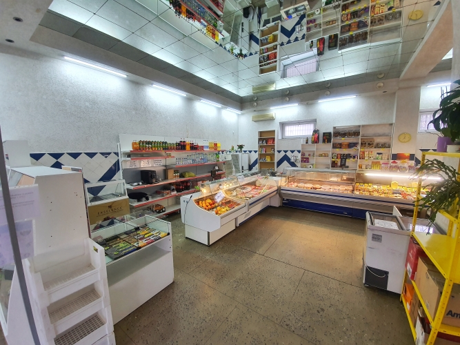 Sludinājumi. Piedāvājumā tirdzniecības telpas Bultu ielā 3 - Ķengaragā!  Iespēja lietot pašam vai arī izmantot Cena: 80000 EUR Foto #5