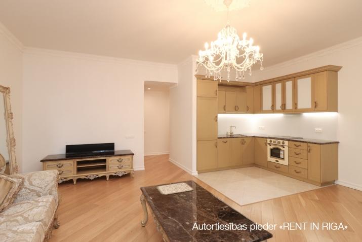 Объявление. Сдается в аренду трехкомнатная квартира в современном жилом и гостиничном комплексе. Возможно Цена: 1350 EUR/мес. Foto #2