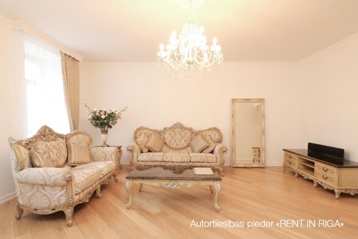 Объявление. Сдается в аренду трехкомнатная квартира в современном жилом и гостиничном комплексе. Возможно Цена: 1350 EUR/мес. Foto #3