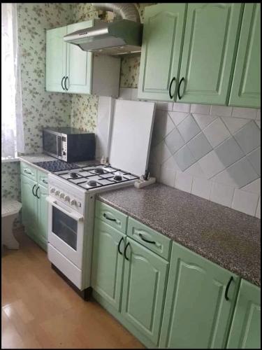 Объявление. Продаётся уютная трёхкомнатная квартира в Плявниеках.  Хорошее месторасположение. В шаговой Цена: 53500 EUR Foto #3