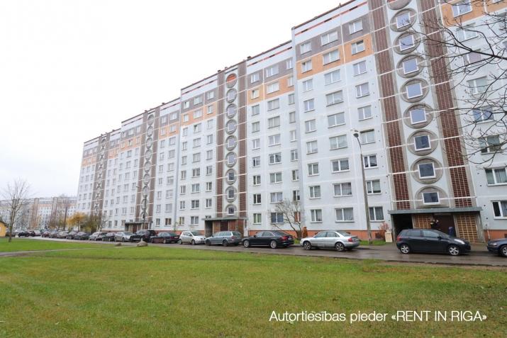 Объявление. Продаётся уютная трёхкомнатная квартира в Плявниеках.  Хорошее месторасположение. В шаговой Цена: 53500 EUR Foto #1
