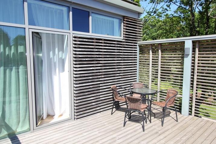Sludinājumi. Tiek piedāvāts ekskluzivs dzīvoklis, kurš atrodas jaunajā projektā Jūrmalas vēsturiskajā, klusajā Cena: 336000 EUR Foto #3