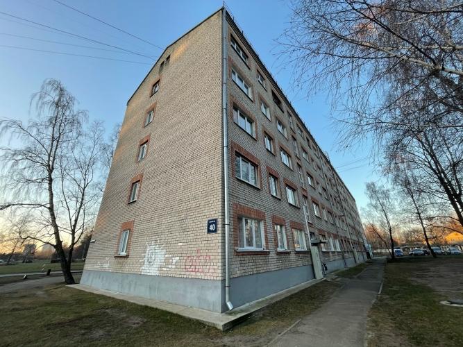 Объявление. Tiek pārdots piecu slēgtu istabu dzīvoklis.  + Piecas slēgtas istabas; + jaunas Цена: 85000 EUR Foto #1
